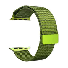 Replacement Band For Apple Watch Series 4 38 mm Green