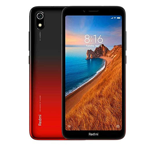 Xiaomi Redmi 7A Dual Sim 2GB RAM 32GB LTE Global Version Red