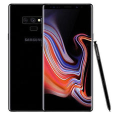 Samsung Galaxy Note 9 Dual SIM - 64GB, 6GB RAM, 4G LTE (Midnight Black)