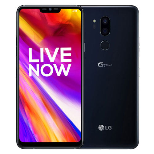 LG G7 ThinQ  4GB RAM, 64GB Storage (Black)