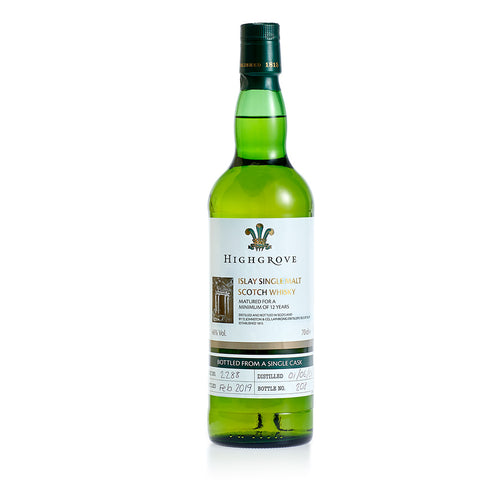 Laphroaig 12 Year Old Islay Single Malt Whisky