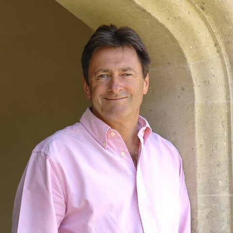 Alan Titchmarsh MBE DL HonFSE - Tea