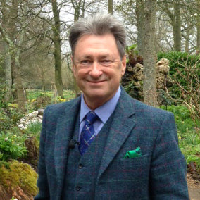 Alan Titchmarsh MBE DL HonFSE - Lunch