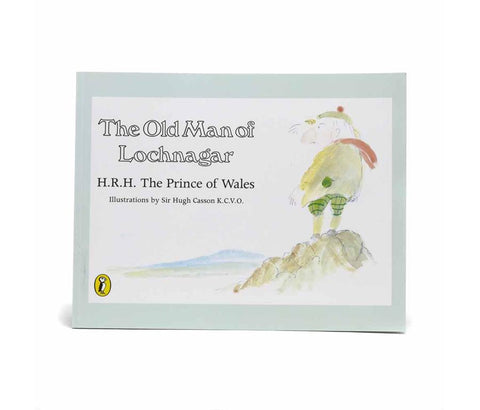 The Old Man of Lochnagar book