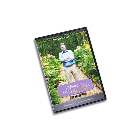Alan at Highgrove DVD