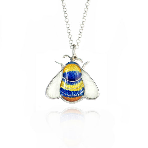 Bumble Bee Necklace