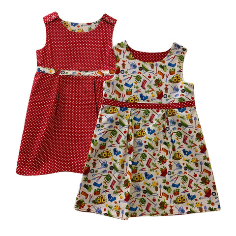 Reversible Elsie Dress