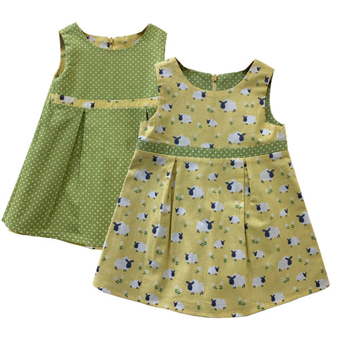 Reversible Sheep Dress