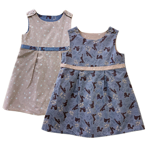 Reversible Hare Dress