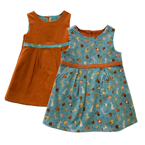 Reversible Hedgehog Dress