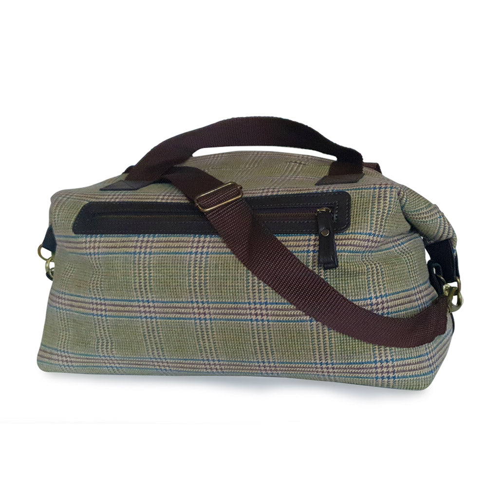 Prince of Wales Check Holdall