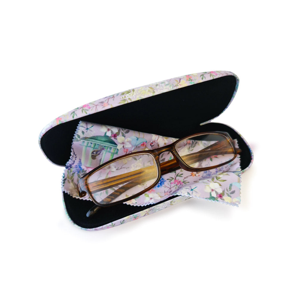 Blossom Glasses Case & Cloth