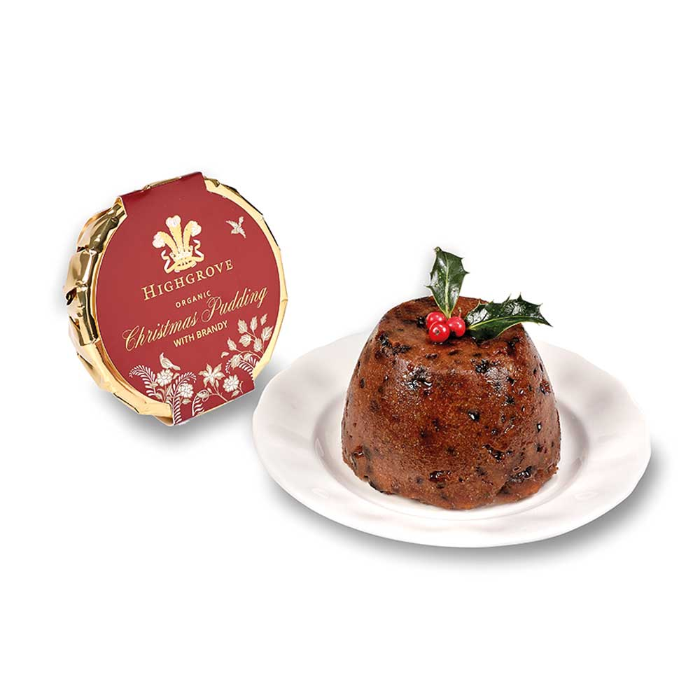 Highgrove Organic Christmas Pudding (454g)