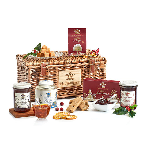 Highgrove Taster Christmas Hamper