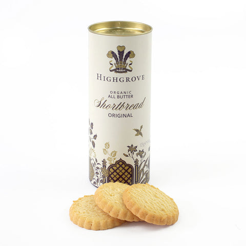 Highgrove Organic Original Shortbread