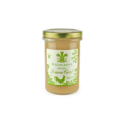 Highgrove Organic Lemon Curd