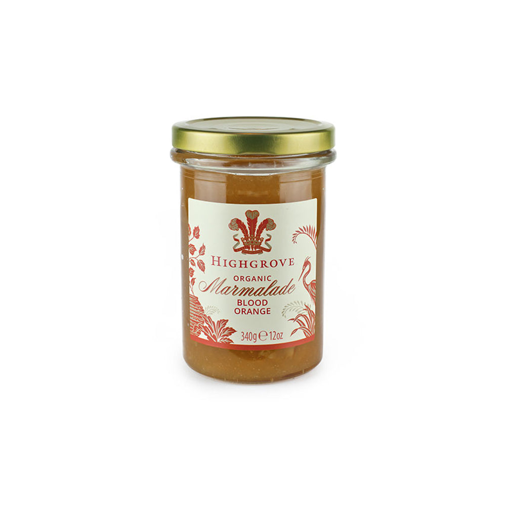 Highgrove Organic Blood Orange Marmalade