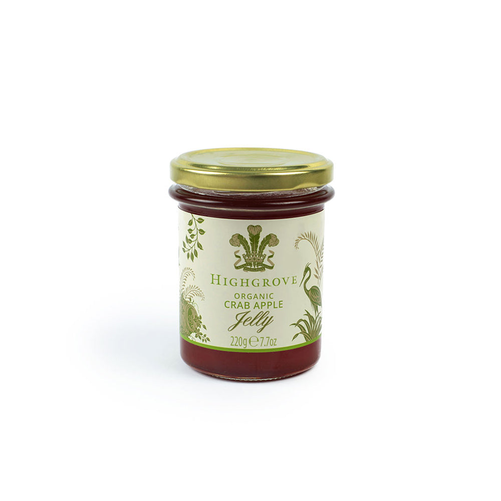 Highgrove Organic Crab Apple Jelly
