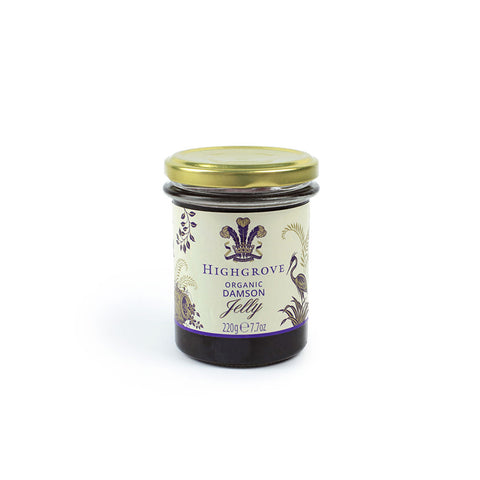 Highgrove Organic Damson Jelly