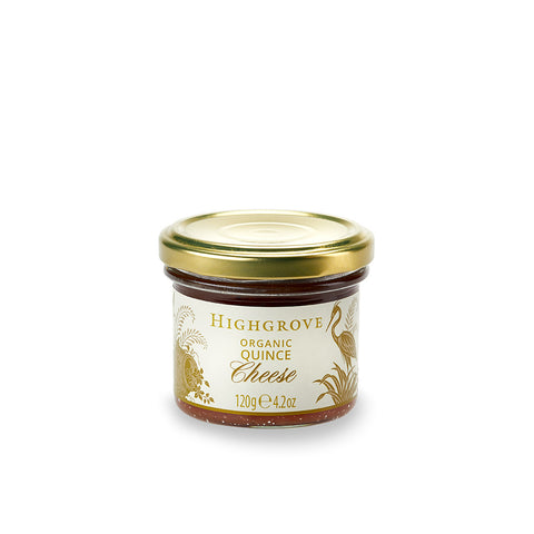 Highgrove Organic Quince Cheese