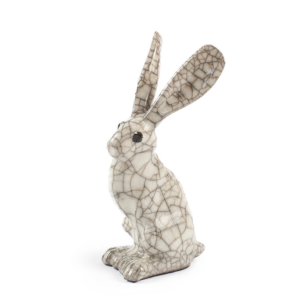 Miniature Raku Hares (various positions)