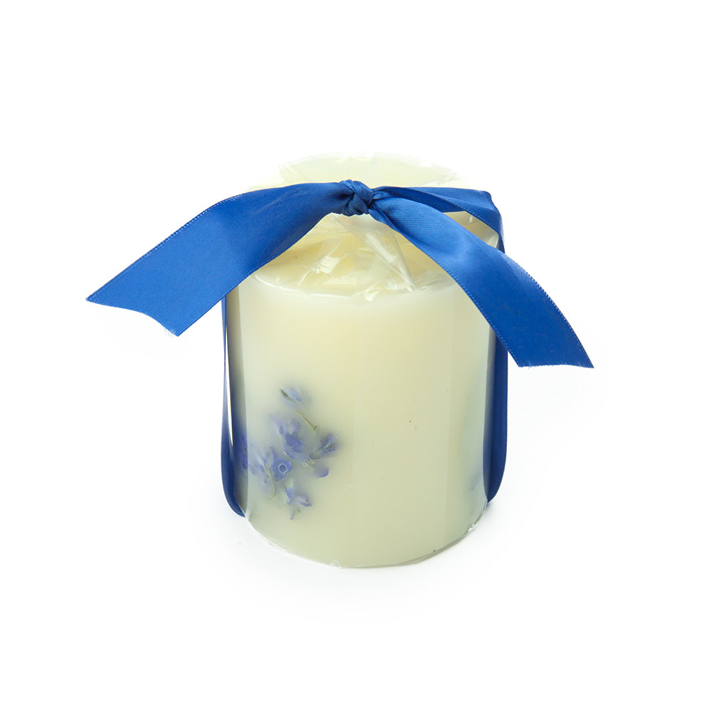 Candle Botanical Bluebell Sml