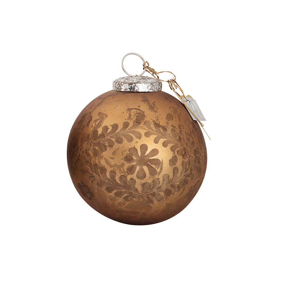 Bronze Bauble