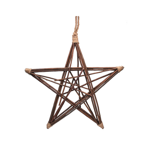 Willow Star Wreath (Large)