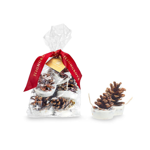 Festive Firelighters (Pack of 6)