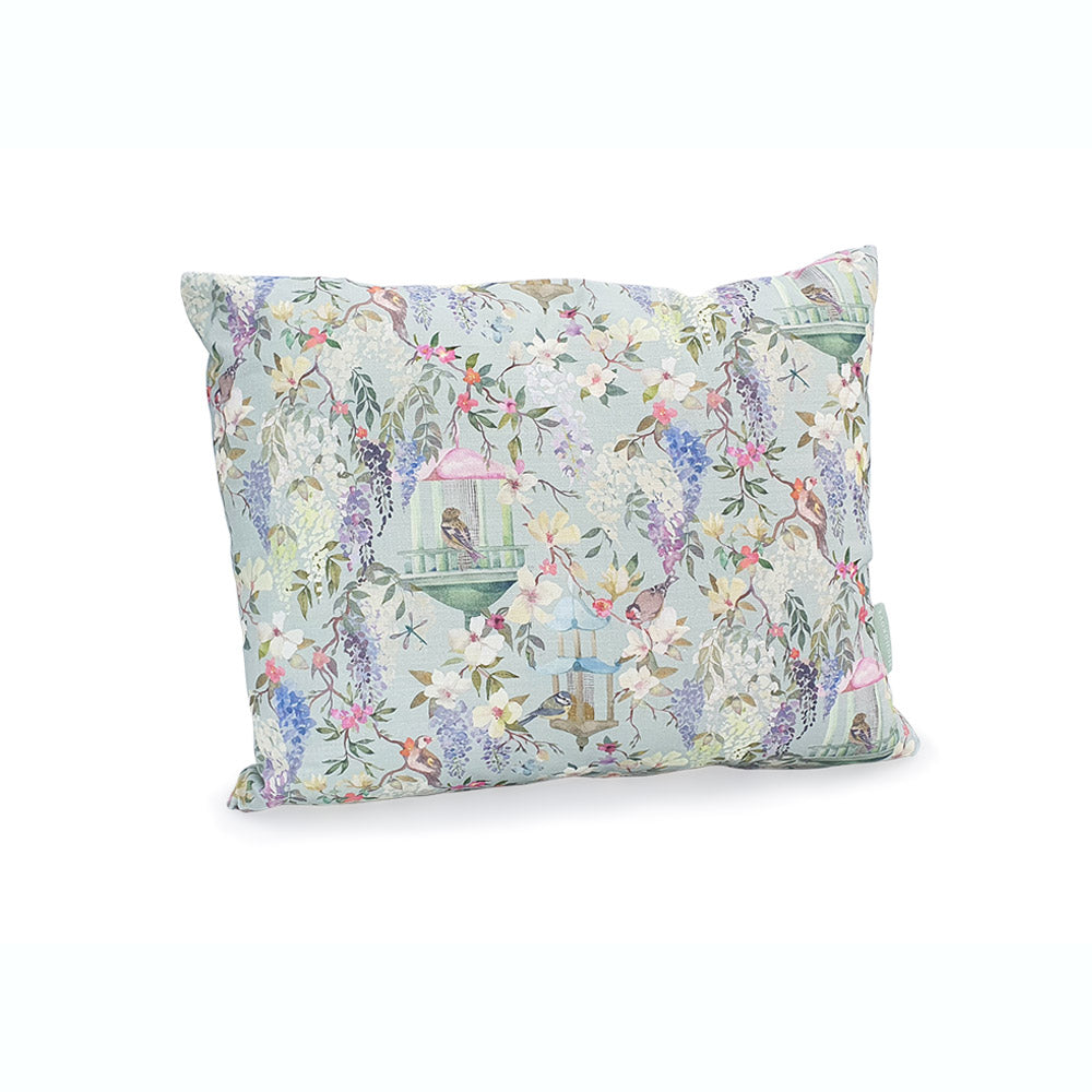 Green Blossom Cushion