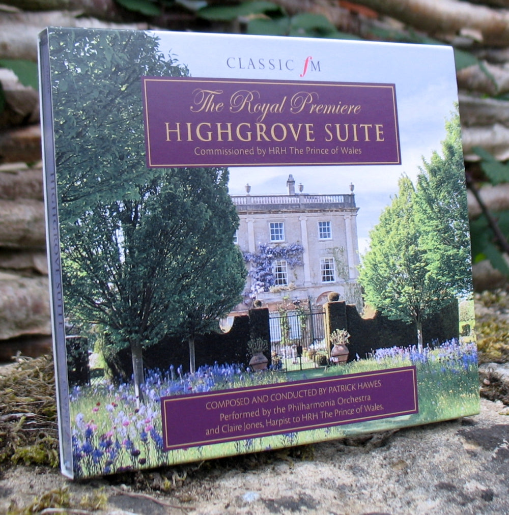 The Highgrove Suite CD