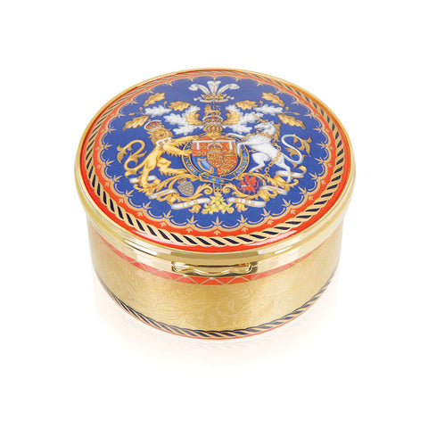 Limited Edition Prince of Wales's 70th Birthday Official Commemorative Trinket Box