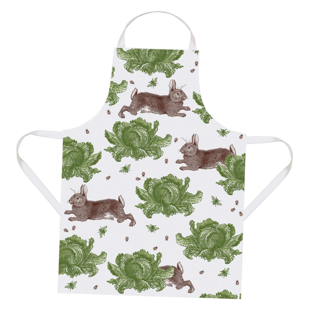 Thornback & Peel - Rabbit & Cabbage Apron