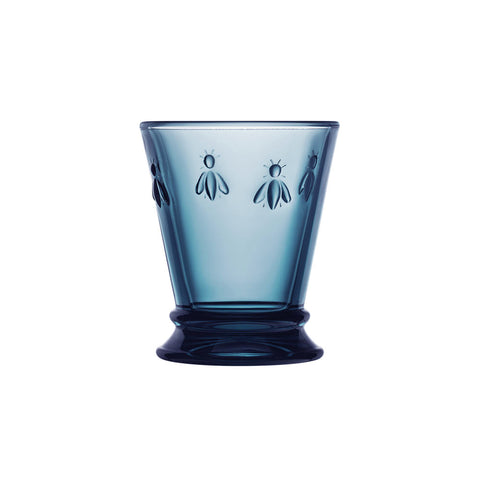 Small Blue Bee Tumbler