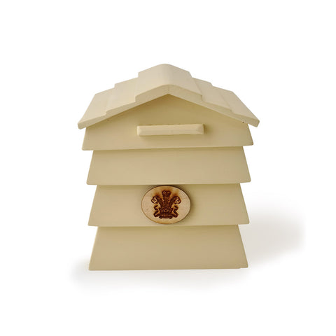 Wooden Beehive Honey Box