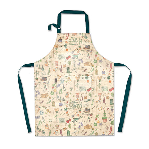 Kitchen Garden PVC Apron