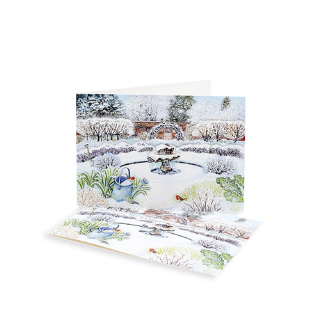 Kitchen Garden Christmas Cards (Pack of 10)