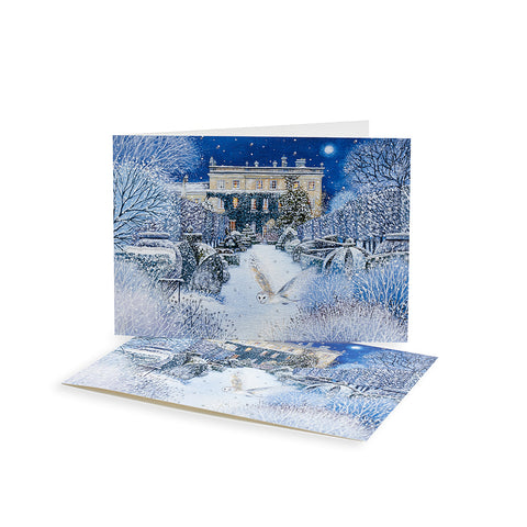Thyme Walk Christmas Cards (Pack of 10)