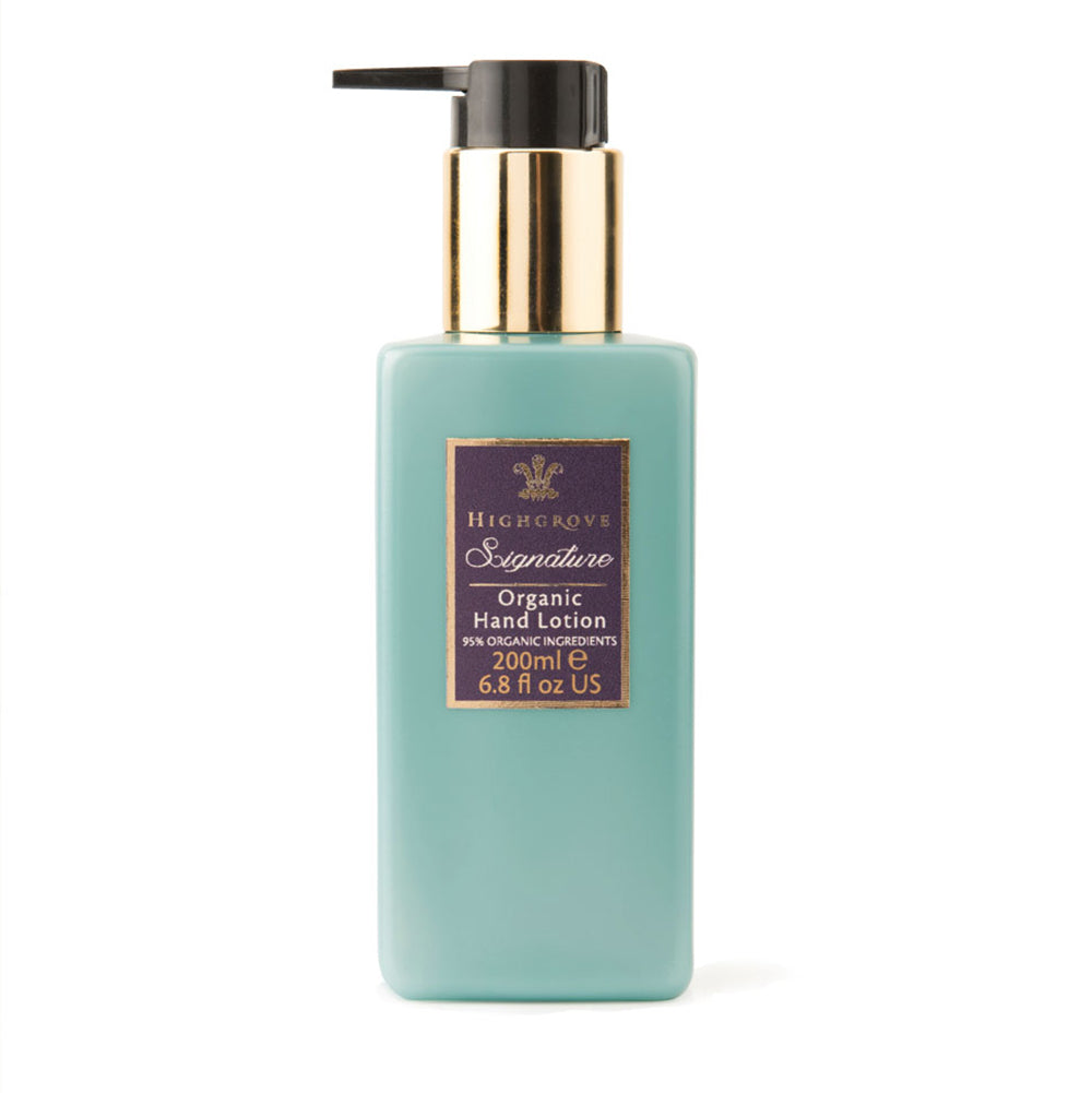 Highgrove Signature Organic Hand Lotion