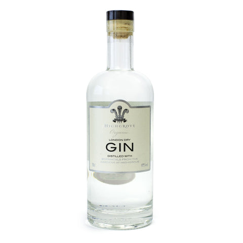Highgrove Organic Botanic London Dry Gin