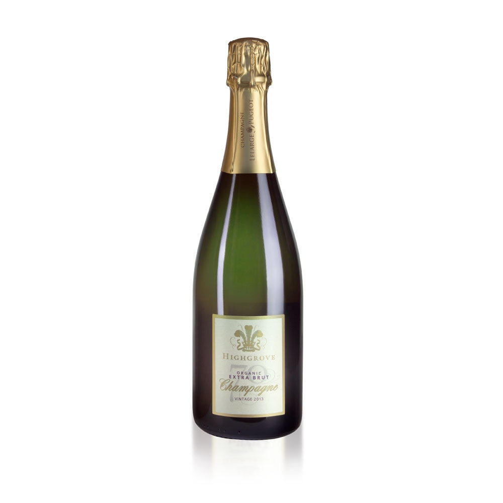 HRH The Prince of Wales's 70th Birthday Organic Vintage Champagne