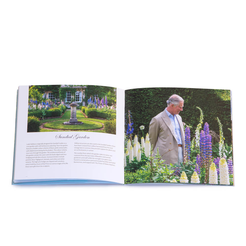 Highgrove Gardens: Guidebook