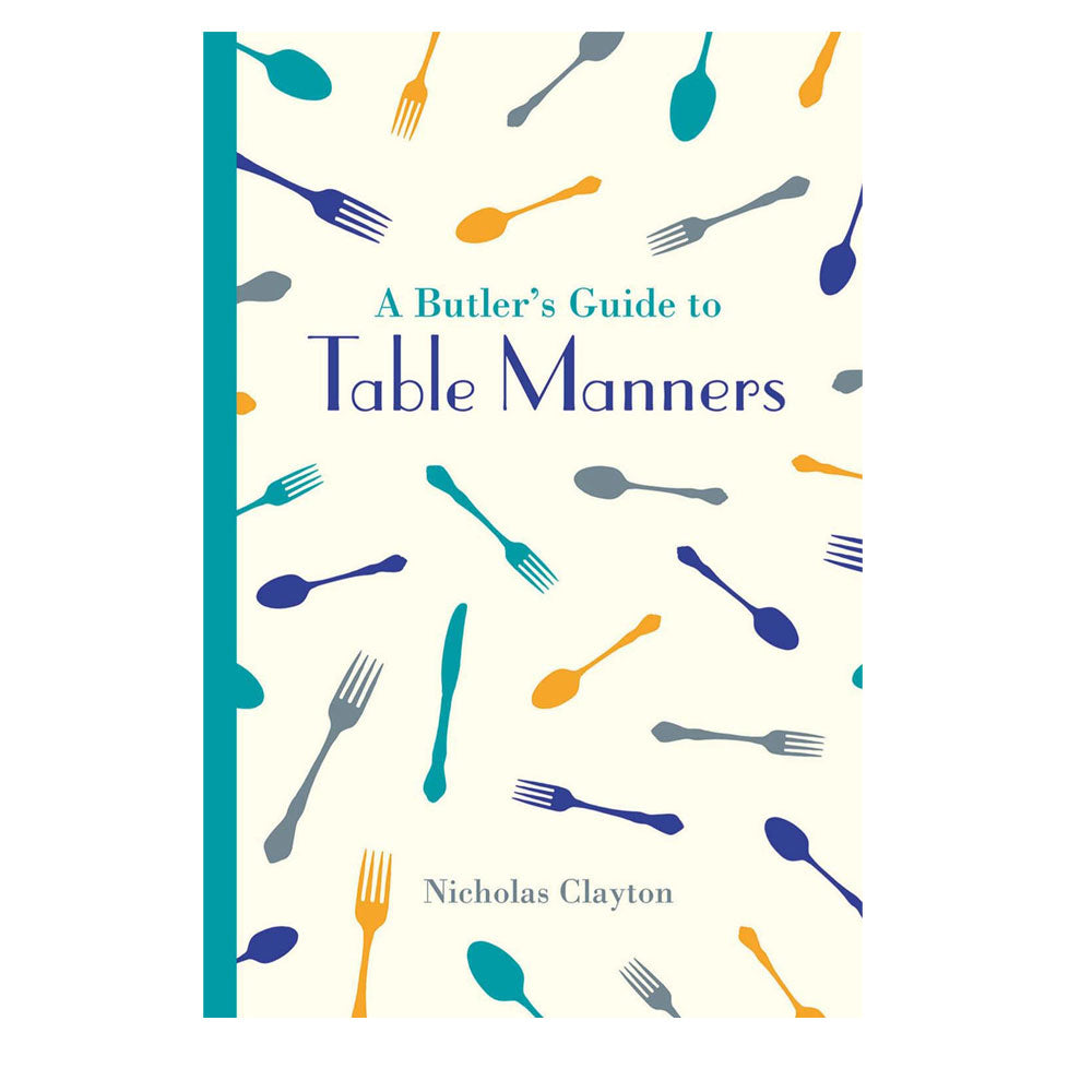 Butler's Guide to Table Manners