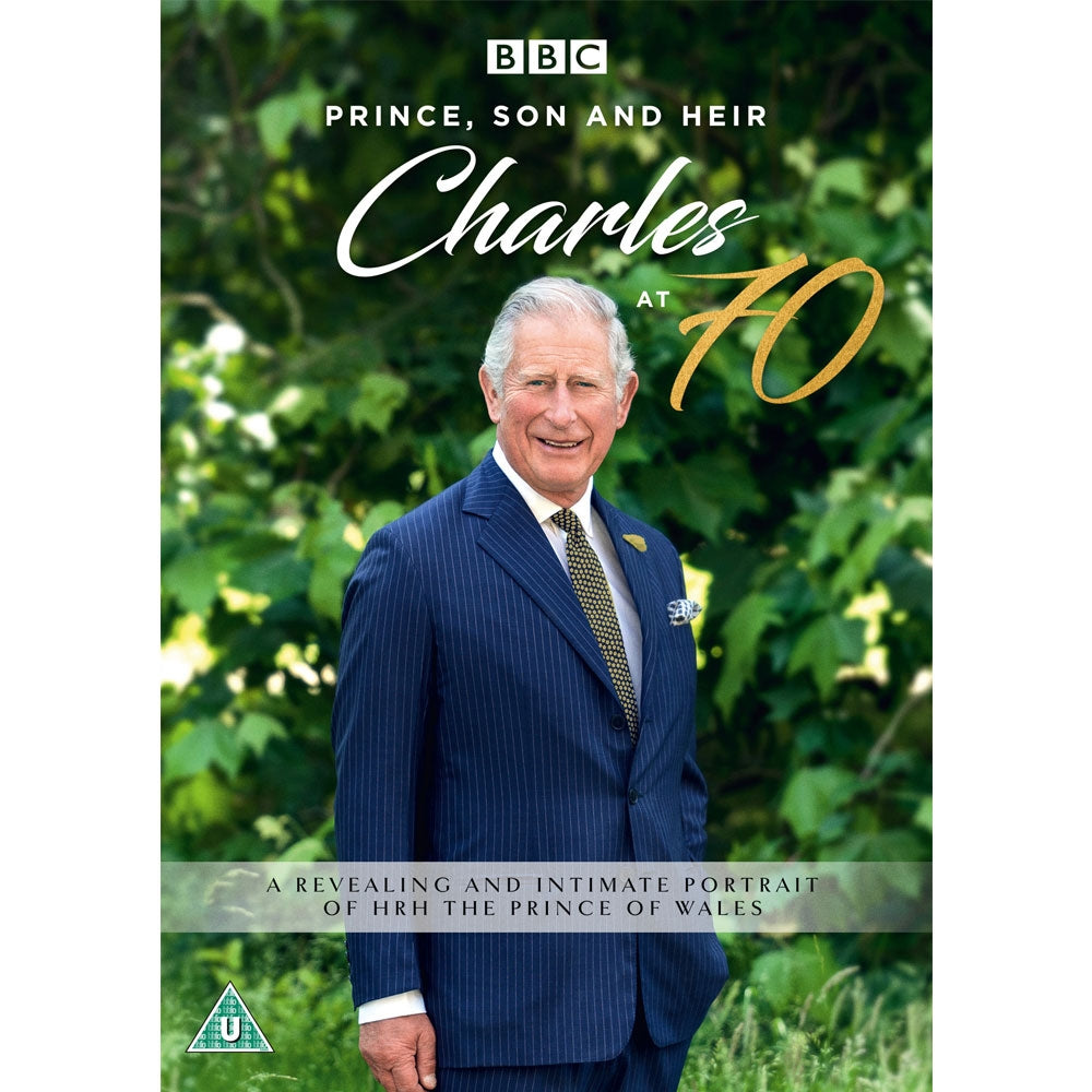 Prince, Son and Heir - Charles at 70