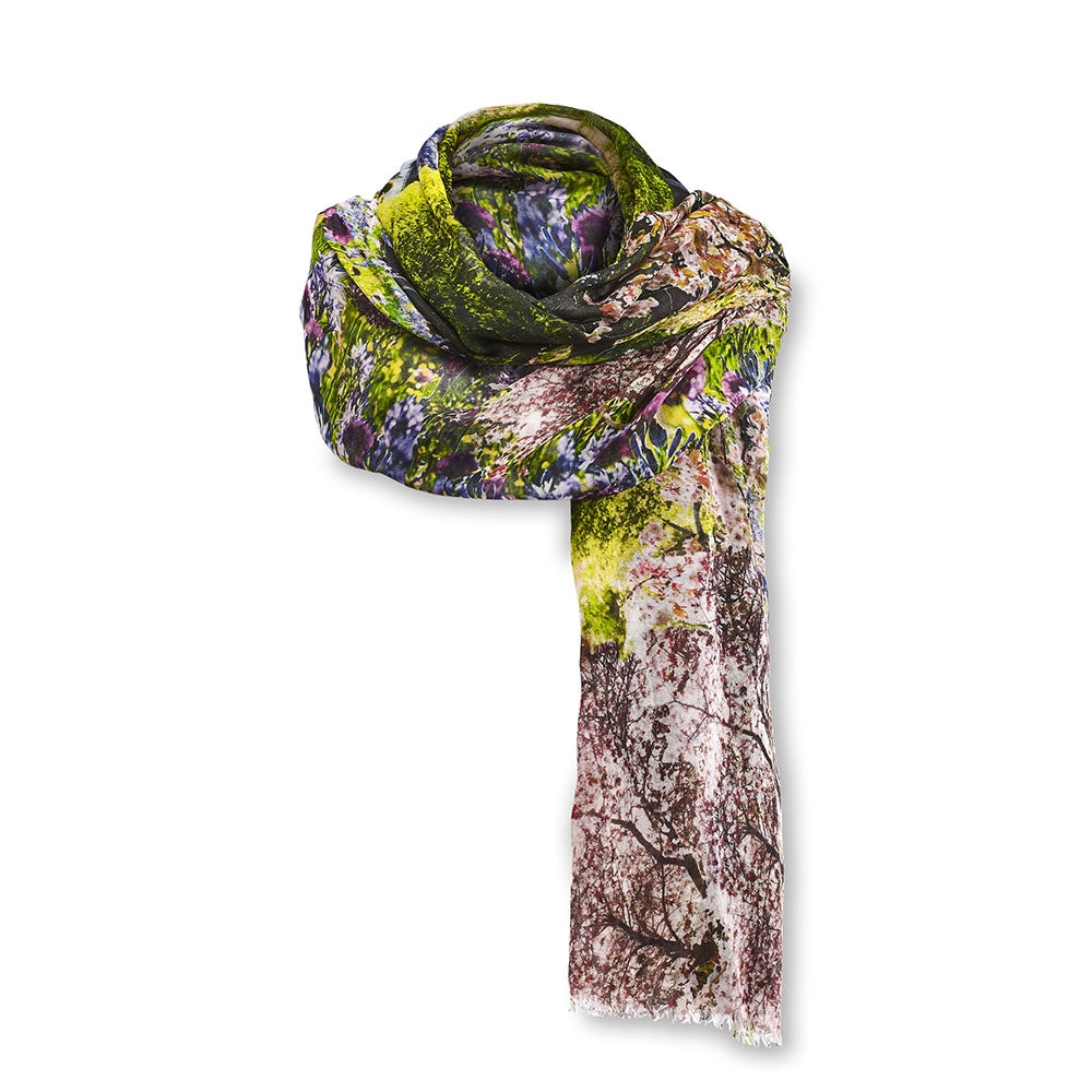 Highgrove in Spring Scarf