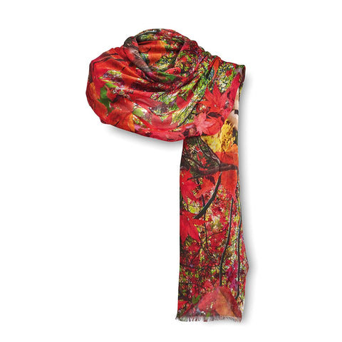 Highgrove in Autumn Scarf