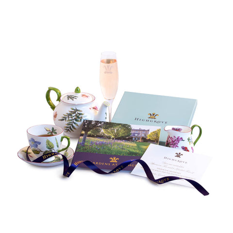 Champagne Tea Tour Gift Experience for One