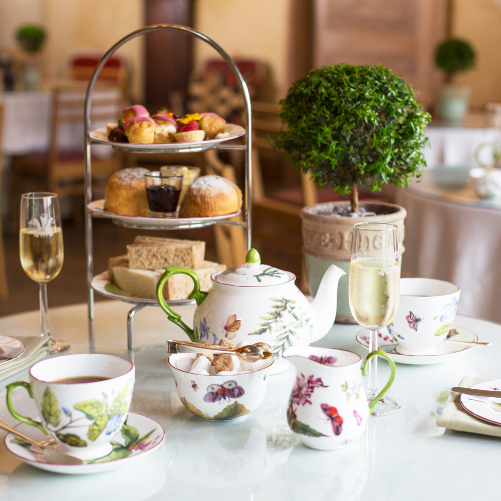 Champagne Tea Tour Gift Experience for Two