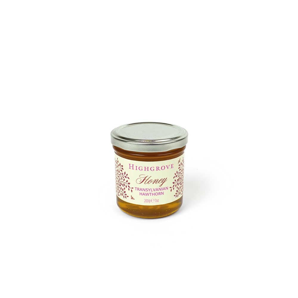 Highgrove Transylvanian Hawthorn Honey