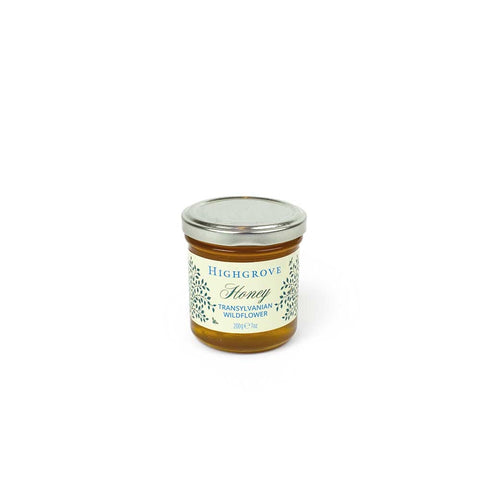 Highgrove Transylvanian Wildflower Meadow Honey